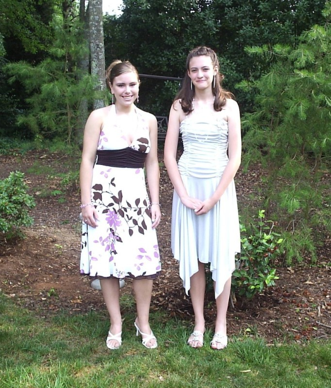 Daughter's 8th grade dance dress. – Sewing Projects