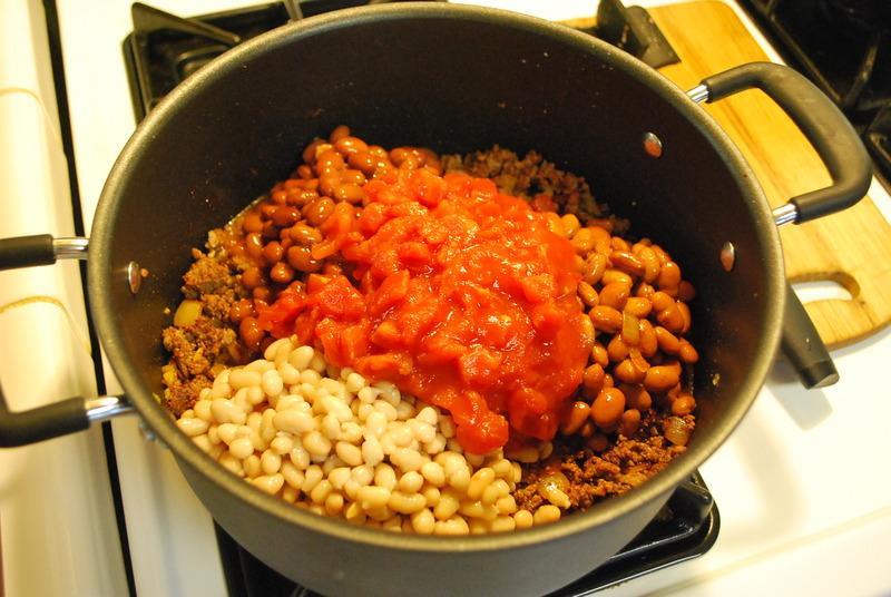 3 bean chili 007